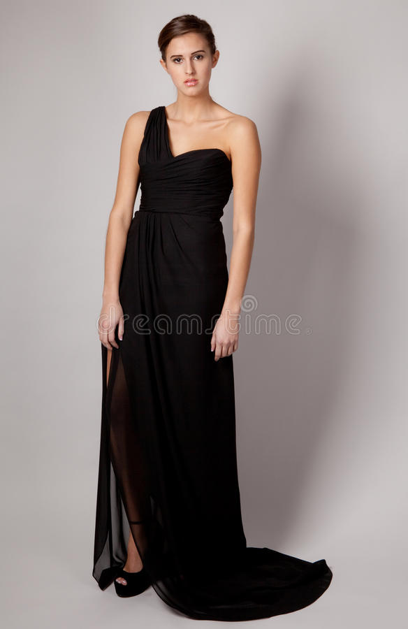 Download Gorgeous Gown stock image. Image of woman, pretty, teenager - 29585895