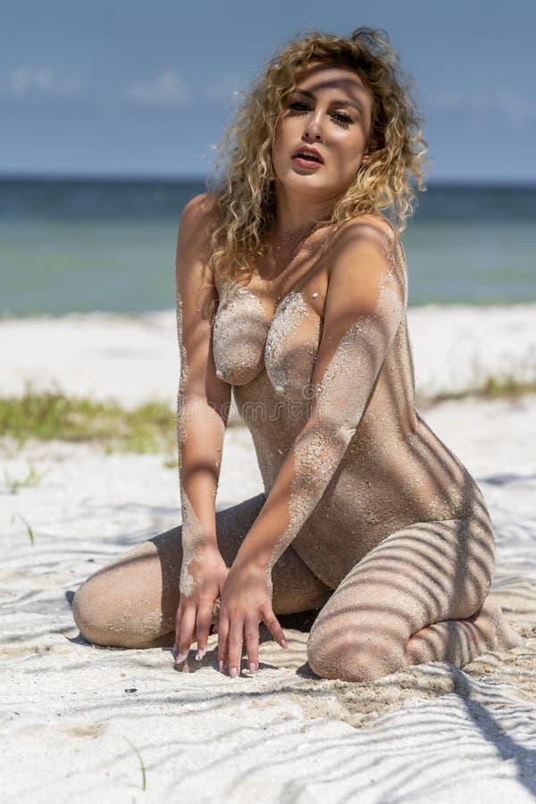 At beach nude Free Nudist