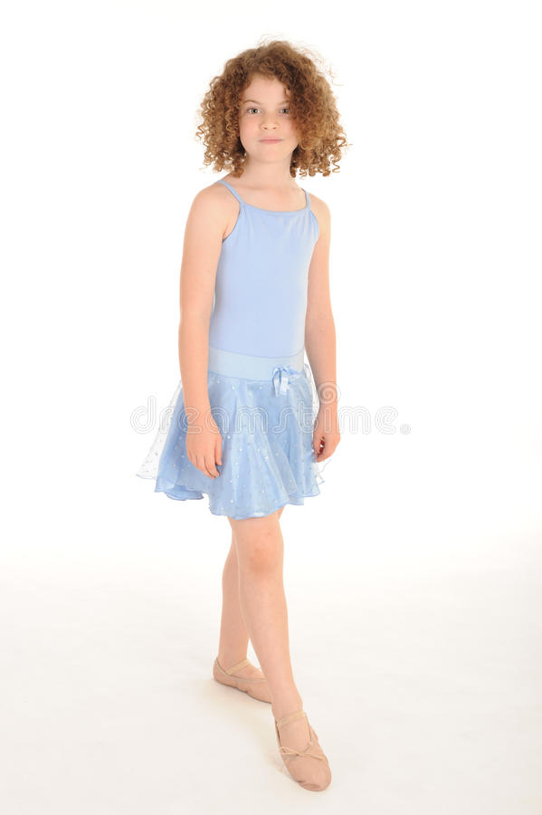 Download Gorgeous Little Girl In The Studio Stock Images - Image: 14406454