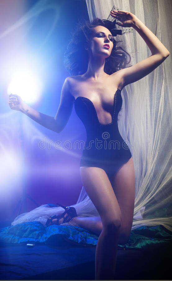 Download Gorgeous woman stock photo. Image of lady, elegant, adult - 19614890
