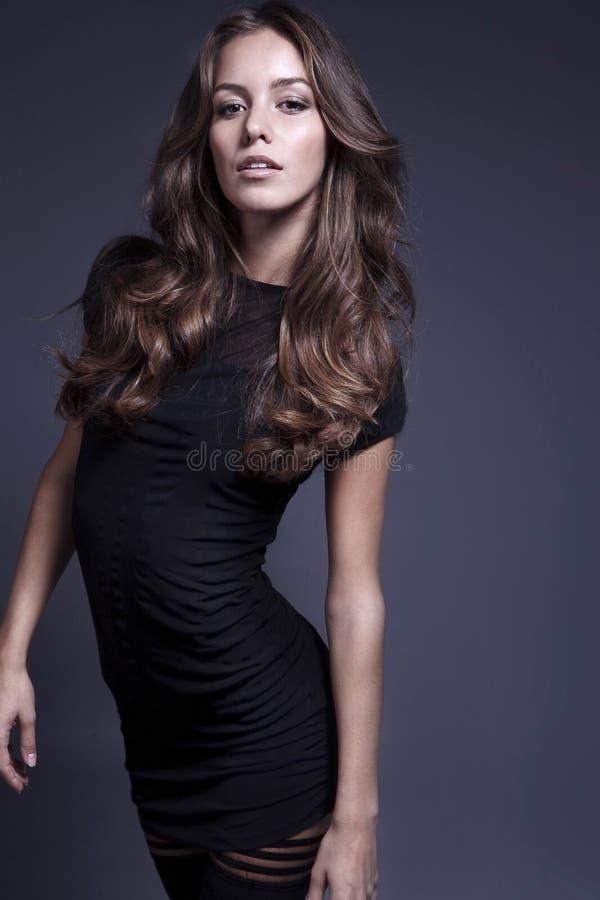 Gorgeous women royalty free stock photography