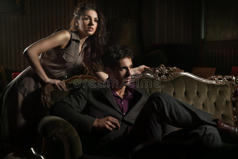 Download Gorgeous Young Couple Stock Photos - Image: 14516743