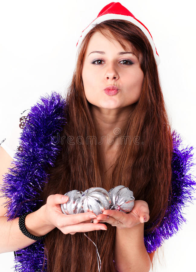 Gorgeous young girl stock photography
