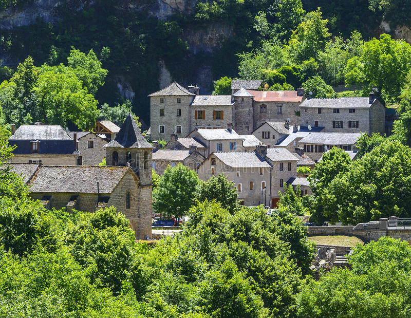 Download Gorges du Tarn stock photo. Image of french, summer, europe - 34597472