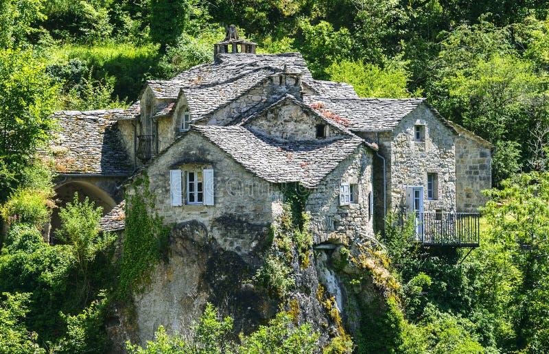 Download Gorges Du Tarn, Village Stock Photos - Image: 34503703
