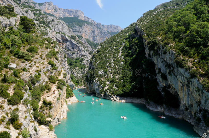 Download Gorges du Verdon editorial stock photo. Image of outdoor - 20422043