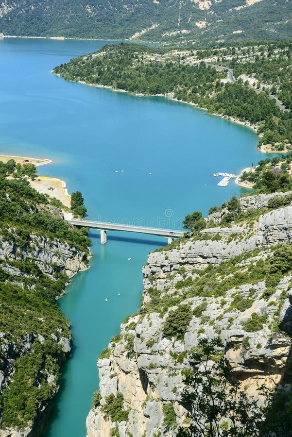 Download Gorges du Verdon stock photo. Image of sport, haute, landscape - 33487496