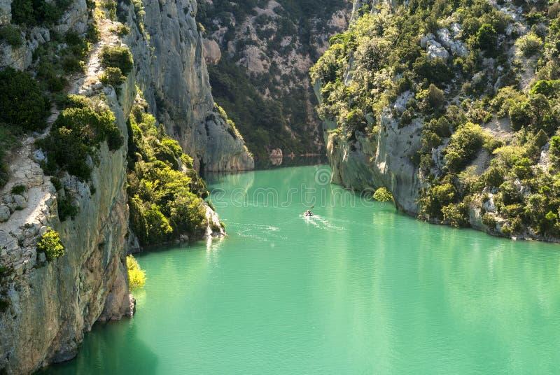 Gorges du Verdon (Francia) imágenes de archivo libres de regalías