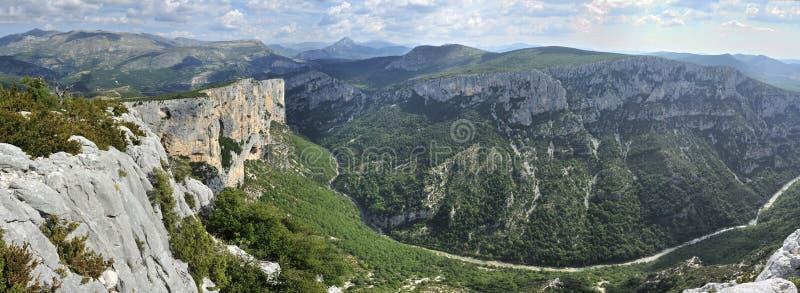 Download Gorges du Verdon stock image. Image of mountain, hills - 35884827