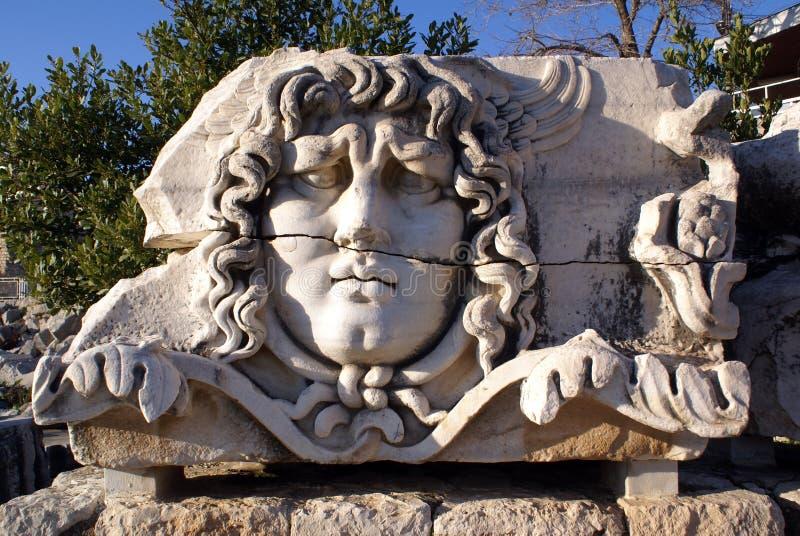 Gorgona image libre de droits