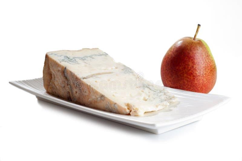 gorgonzola αχλάδι στοκ φωτογραφία με δικαίωμα ελεύθερης χρήσης