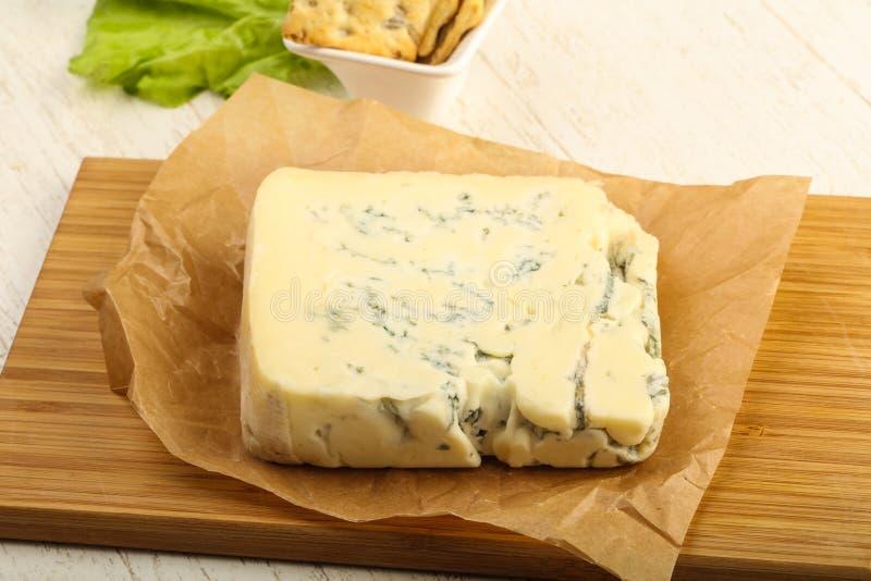 Gorgonzola ost arkivbild