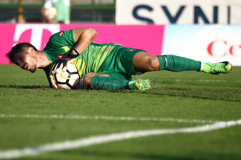 Gorica εναντίον Dinamo στοκ φωτογραφία με δικαίωμα ελεύθερης χρήσης