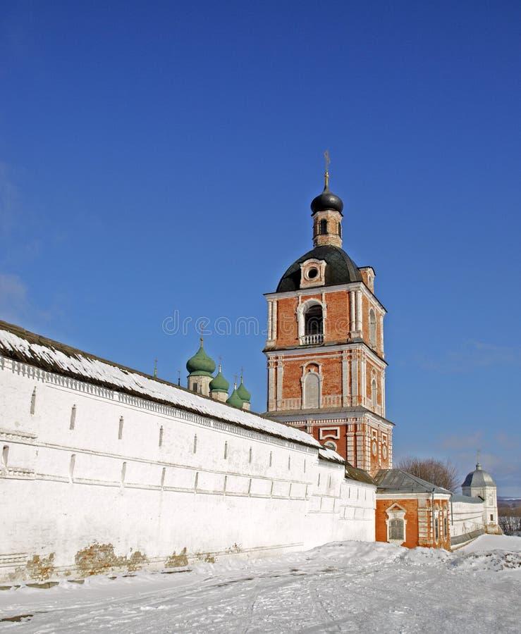 goritsky μοναστήρι dormition στοκ εικόνα με δικαίωμα ελεύθερης χρήσης