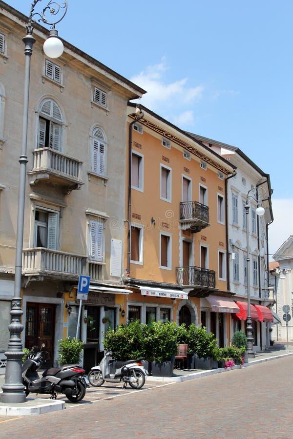 Gorizia, Italië stock afbeeldingen