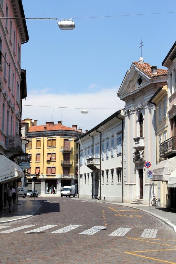 Gorizia, Włochy zdjęcia stock