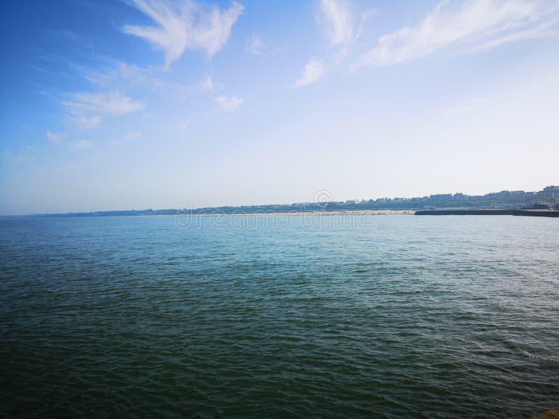 Gorleston morze obraz stock