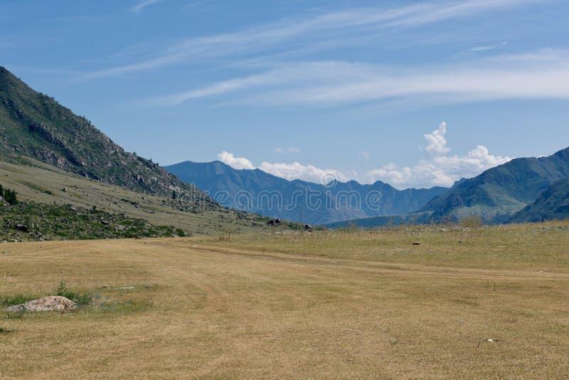 Gorny Altai, Сибирь, Российская Федерация стоковое изображение