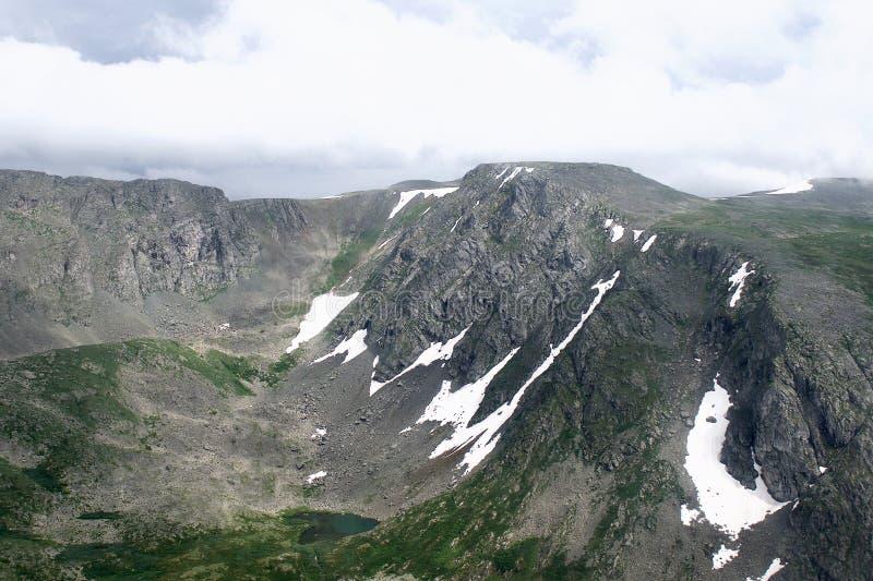 Gorny Altai, Siberia, Federazione Russa immagini stock