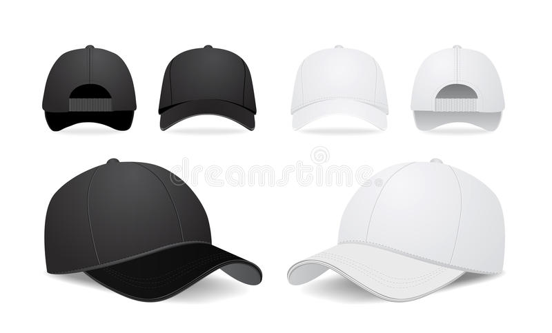 Gorra de béisbol libre illustration