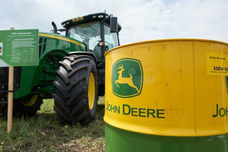 John Deere logo royalty free stock image