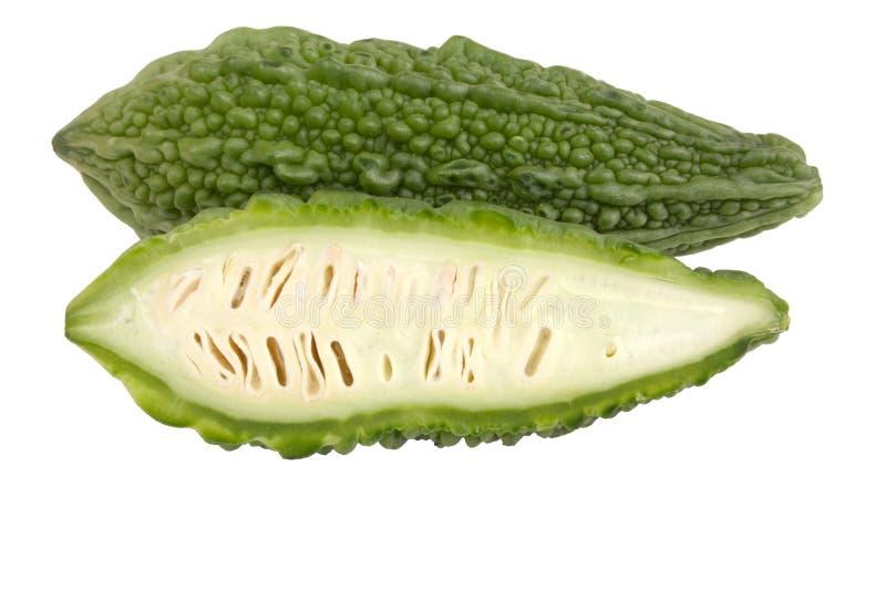gorzki melon obrazy stock
