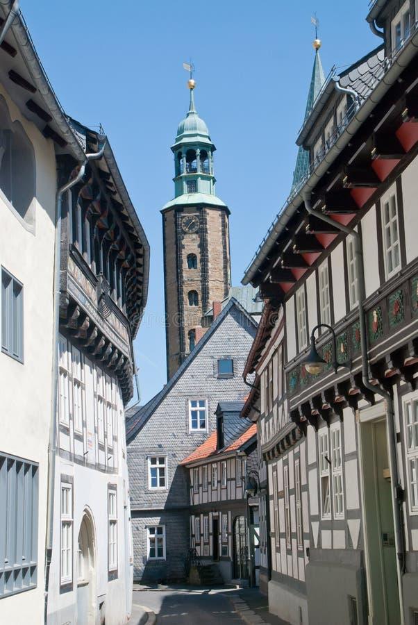 goslar royaltyfri foto
