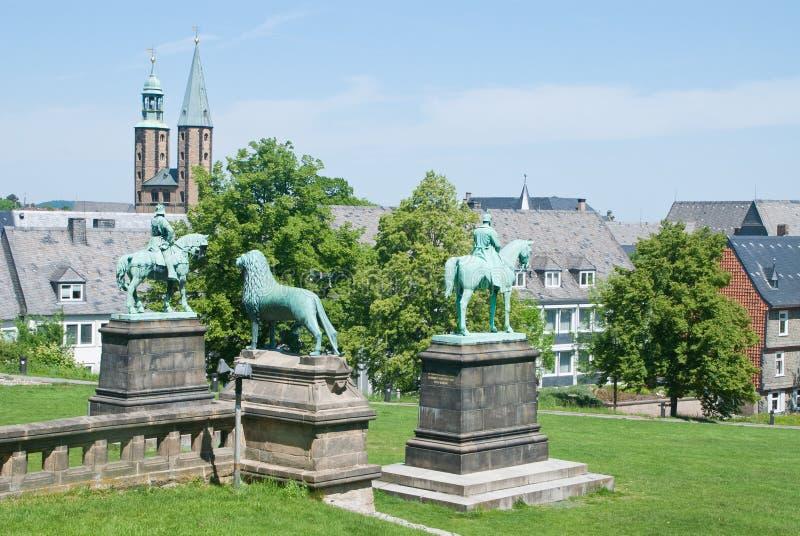 Download Goslar stock photo. Image of castle, german, chapel, landmark - 25171710