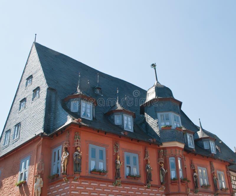 goslar royaltyfri fotografi