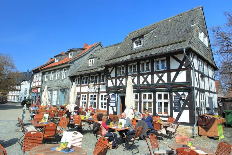 Goslar стоковые фотографии rf