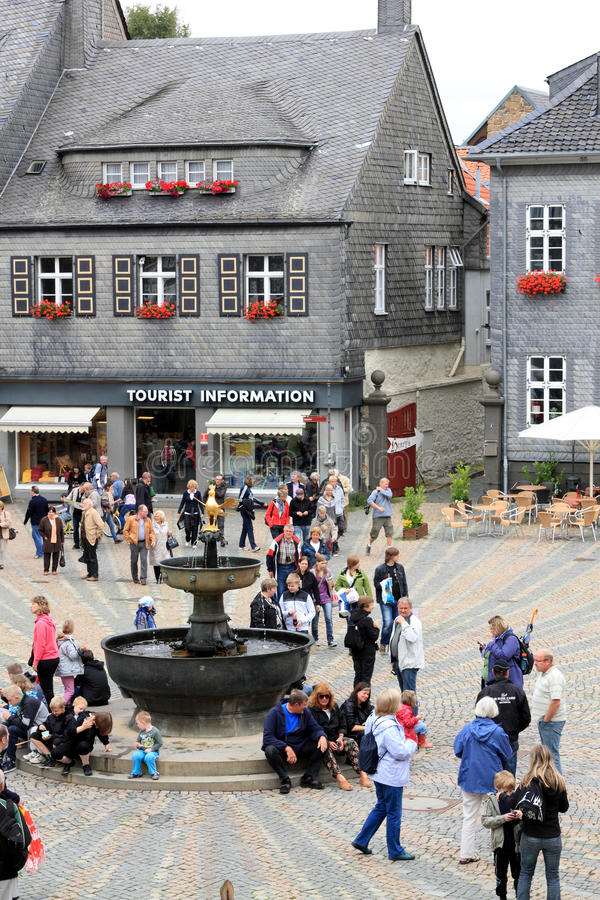 Download Goslar Market Place Editorial Photo - Image: 24611731