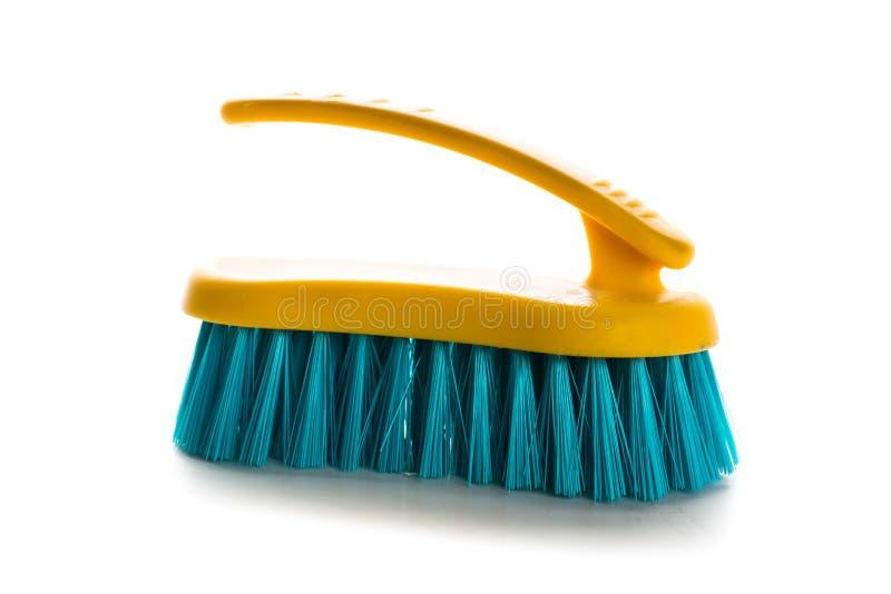 Gospodarstwa domowego cleaning gąbka zdjęcia stock