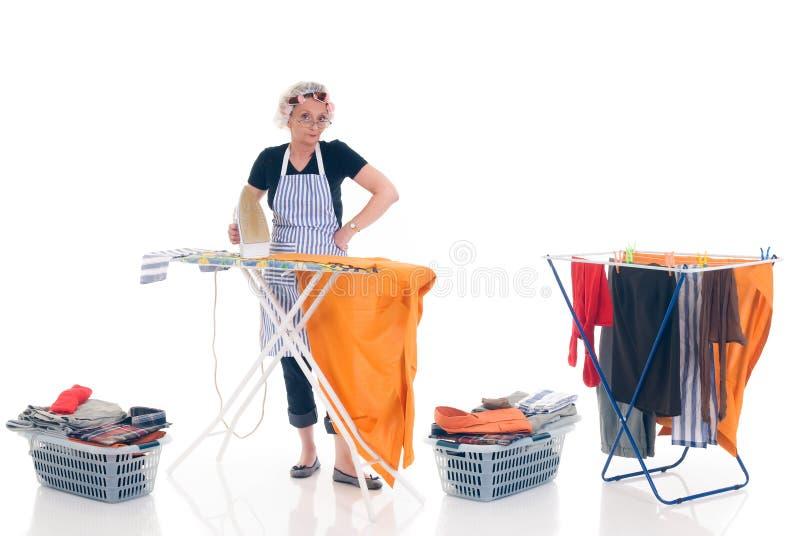 gospodarstwa domowego housekeeping obrazy stock