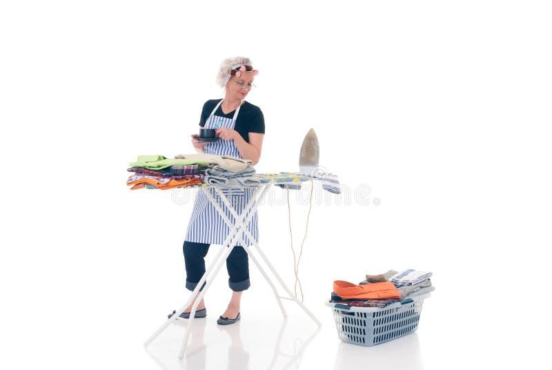 gospodarstwa domowego housekeeping zdjęcia royalty free