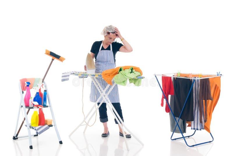gospodarstwa domowego housekeeping zdjęcie royalty free
