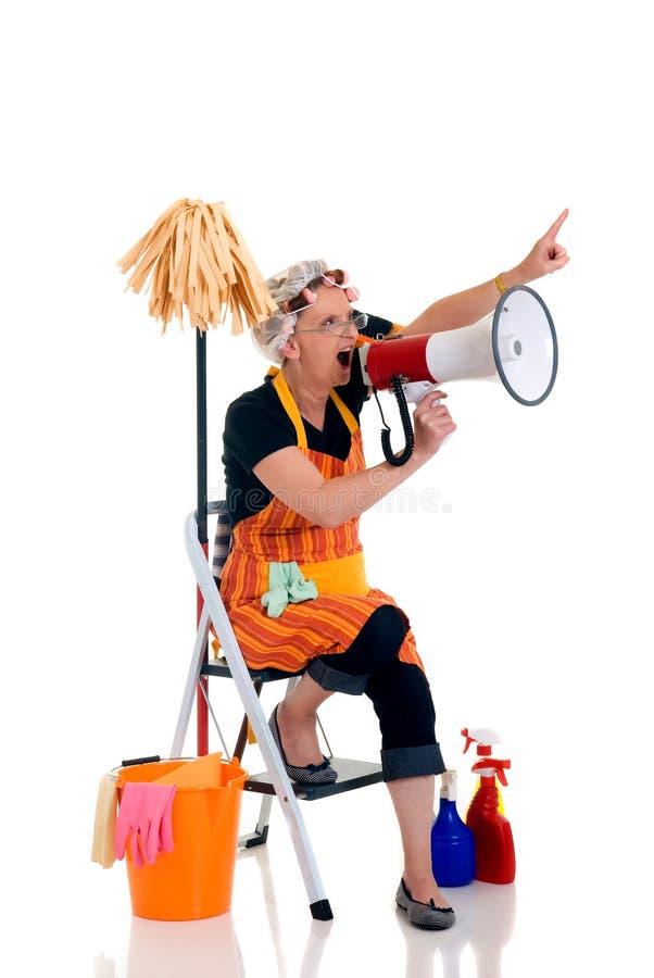 gospodarstwa domowego housekeeping fotografia stock