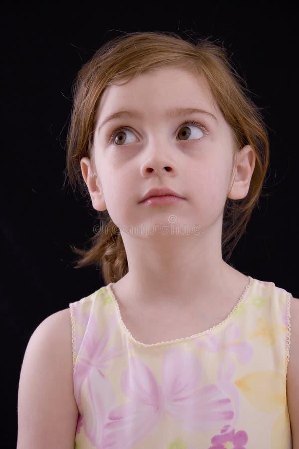 Gosse de jardin d'enfants photos libres de droits