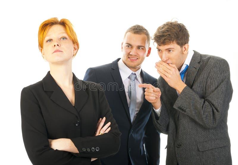 Gossip Stock Photography