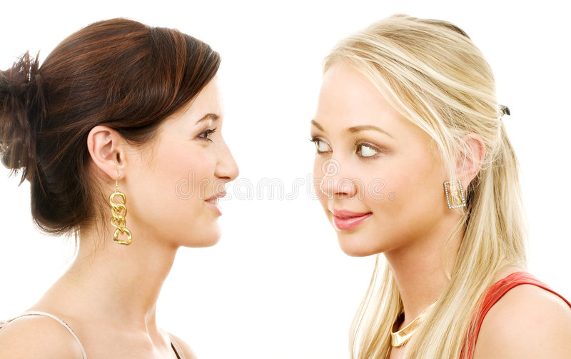 Download Gossip stock image. Image of chatting, friendly, lovely - 5517429