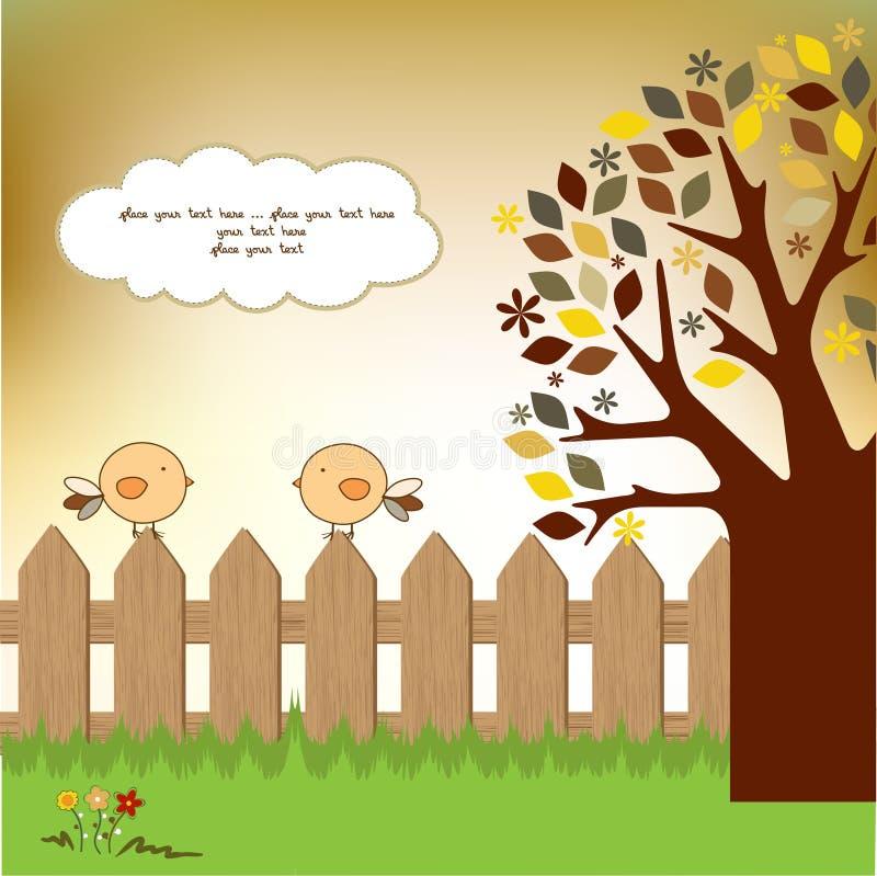 Download Gossip birds stock vector. Illustration of affection - 21755703
