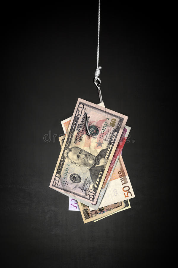 Got a money royalty free stock images