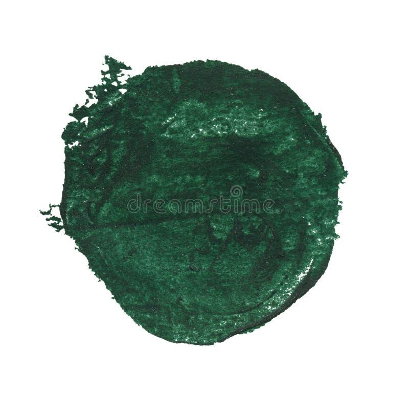 Gota da aquarela imagem de stock royalty free