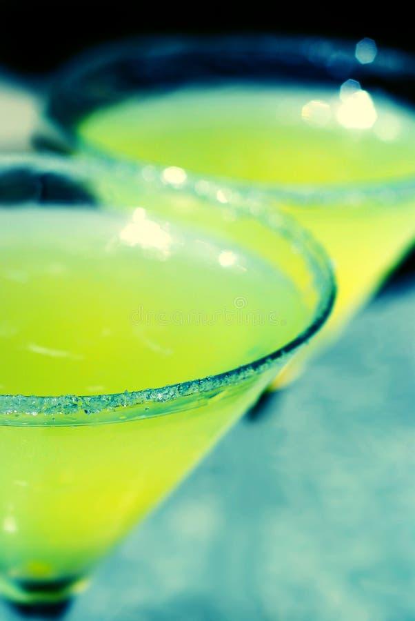 Gota de limón fotos de archivo libres de regalías