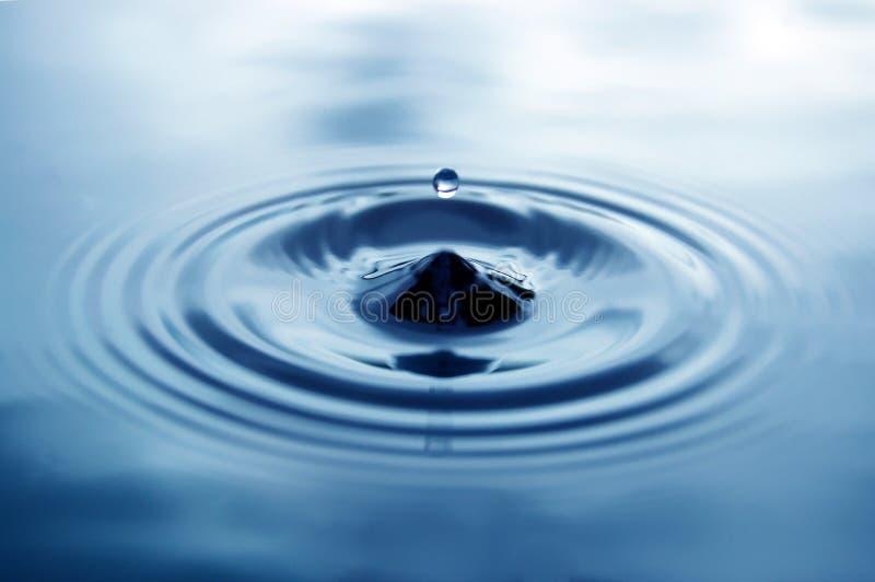 Download Gota del agua imagen de archivo. Imagen de modelo, ondulación - 1293955