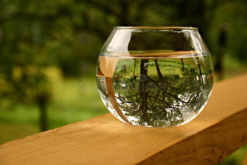 Gota del agua fotografía de archivo libre de regalías