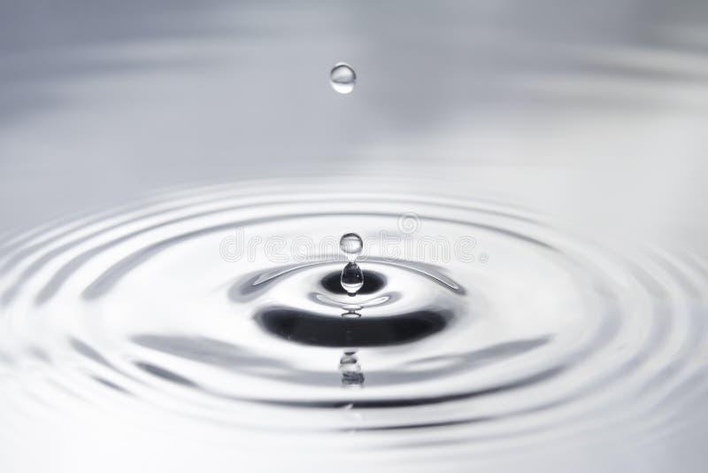 Download Gota del agua foto de archivo. Imagen de pureza, nivel - 41907250