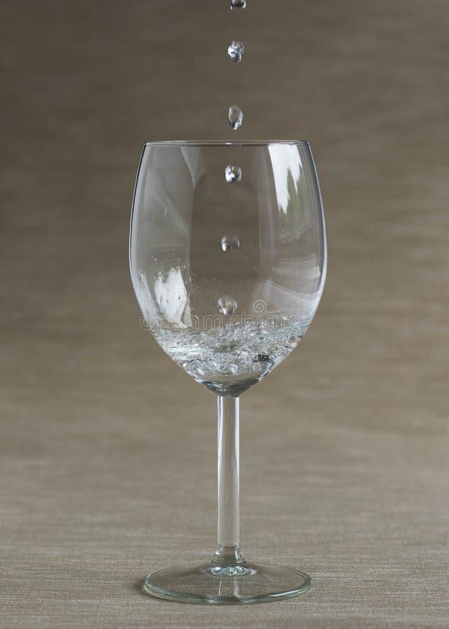 Gotas da água fotos de stock royalty free