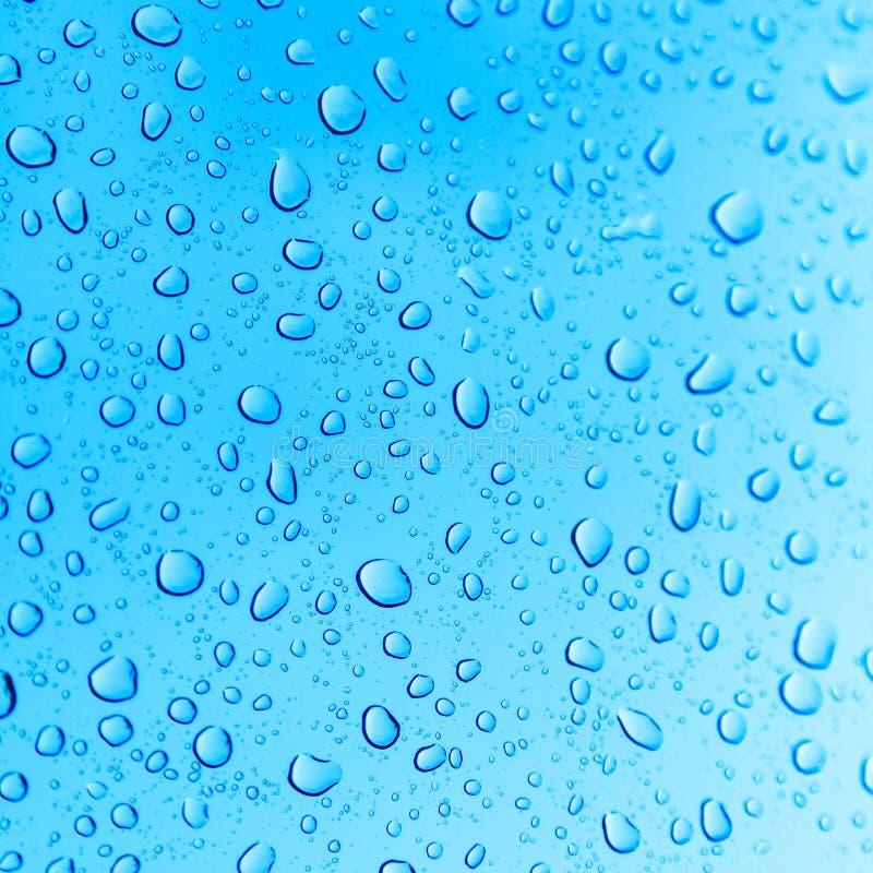 Gotas de água fotos de stock royalty free