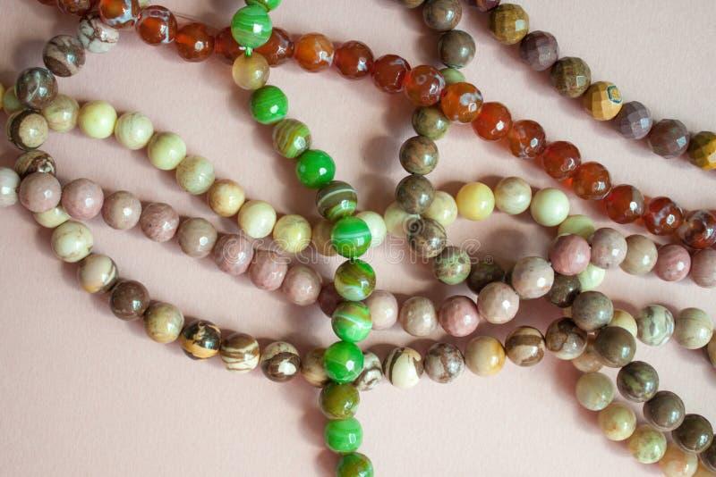Gotas naturales de las piedras foto de archivo libre de regalías