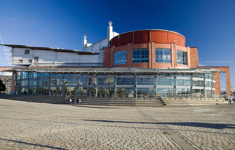 Goteborg όπερα στοκ εικόνες